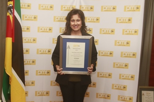 Lydia award